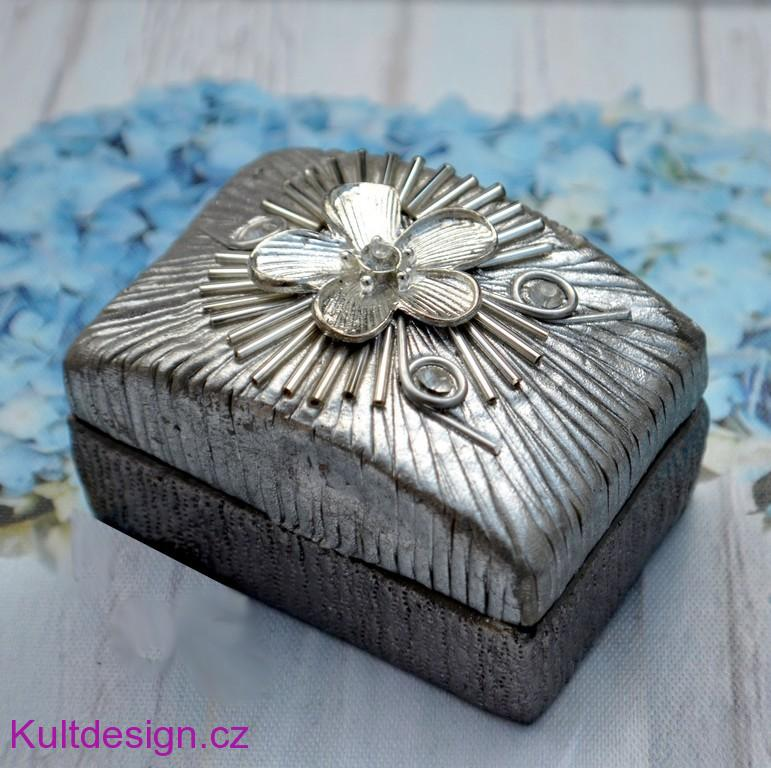 Krabicka Na Snubni Prsteny